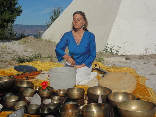 Sound Healing Sessions Nelson BC
