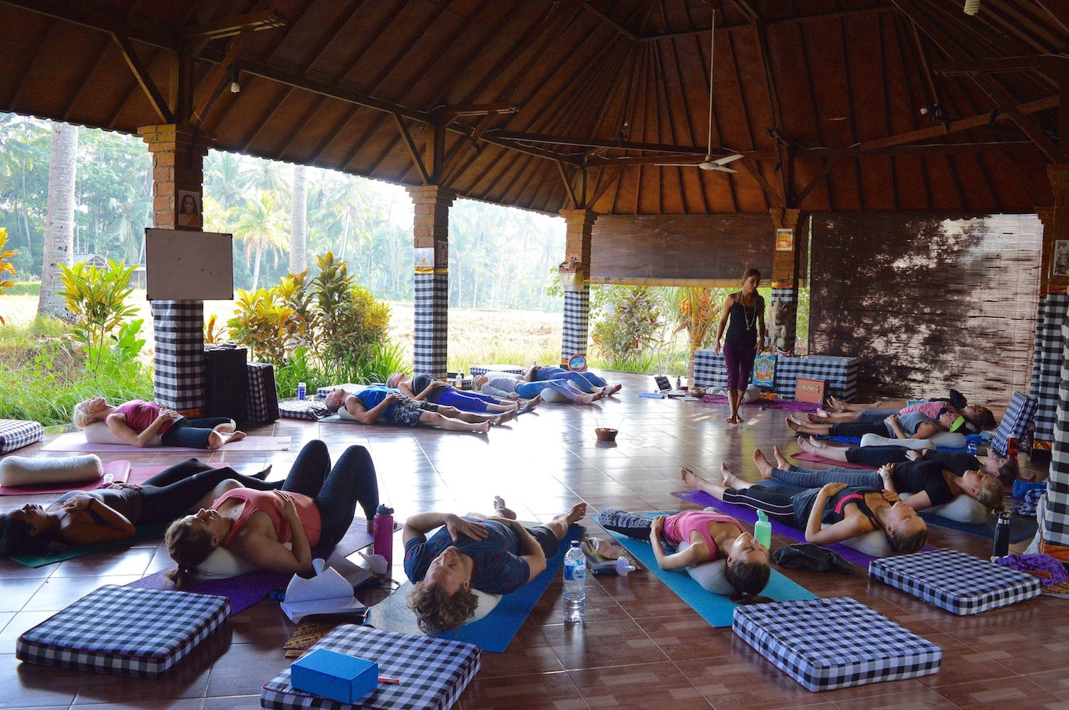 Yoga retreat in Bali 2018
