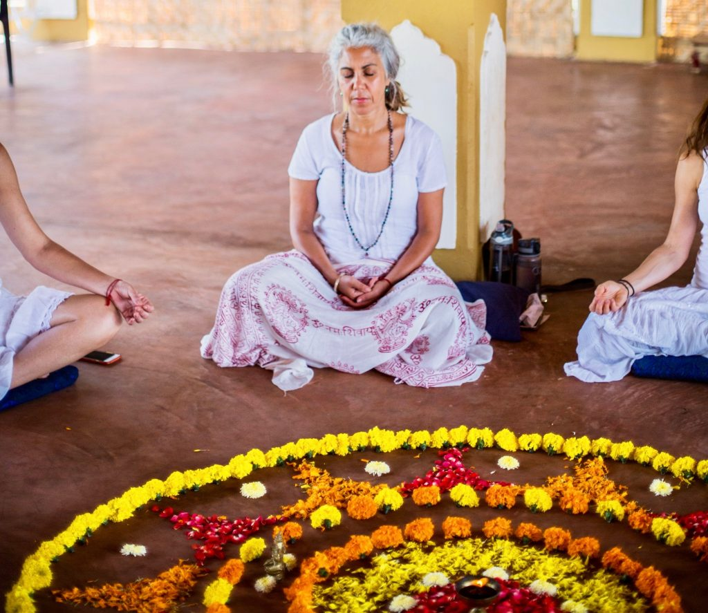 sound healing sadhana retreat Bali, 2019